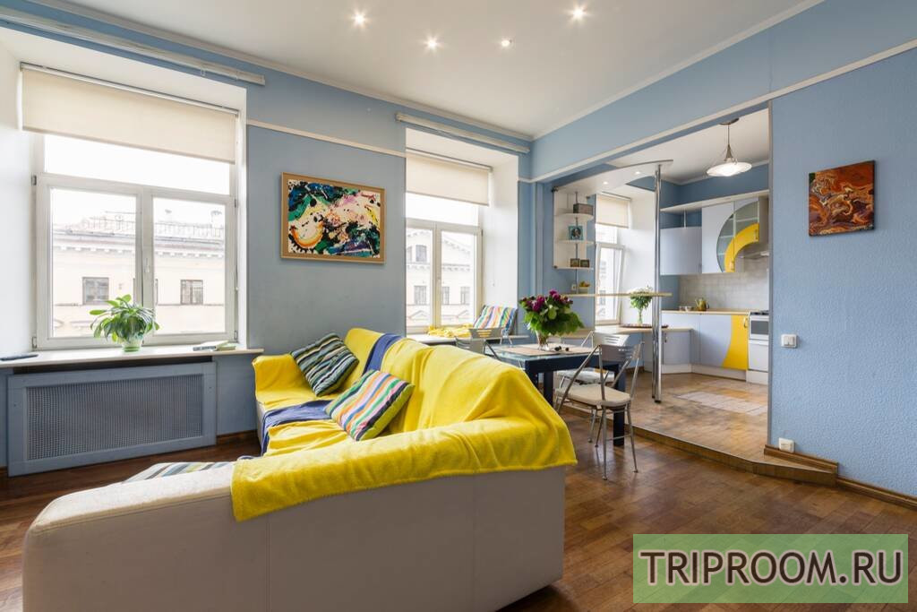2-комнатная квартира посуточно (вариант № 68190), ул. Невский проспект, фото № 17