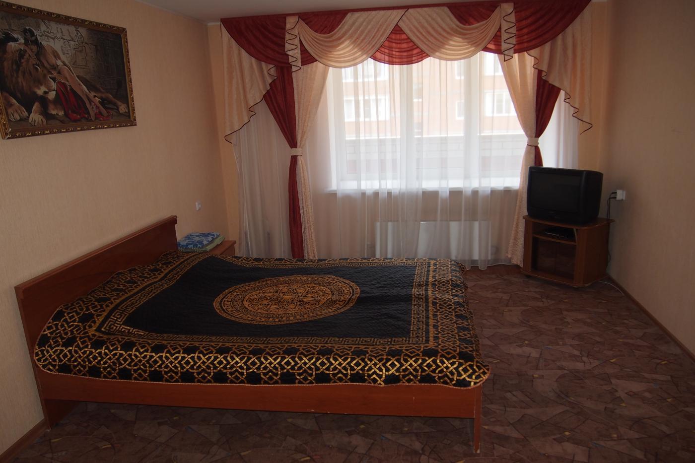 1-комнатная квартира посуточно (вариант № 3904), ул. Владимира Невского улица, фото № 2