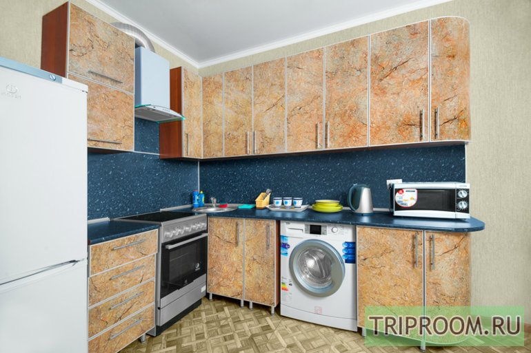 1-комнатная квартира посуточно (вариант № 42402), ул. Гвардейский переулок, фото № 6