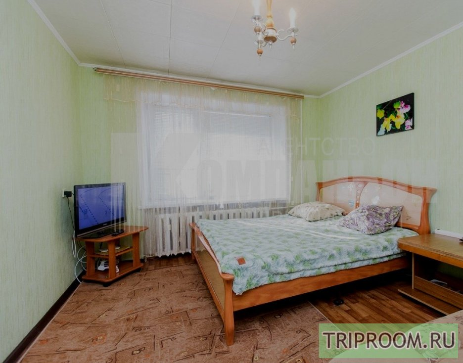 1-комнатная квартира посуточно (вариант № 16873), ул. Кирова улица, фото № 12