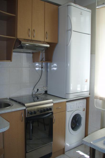 1-комнатная квартира посуточно (вариант № 644), ул. Меньшикова улица, фото № 4