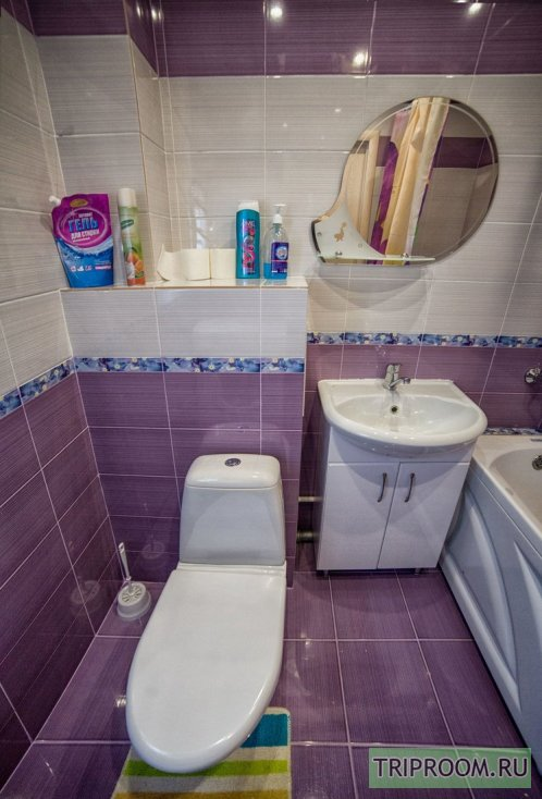1-комнатная квартира посуточно (вариант № 57505), ул. Юбилейная улица, фото № 16