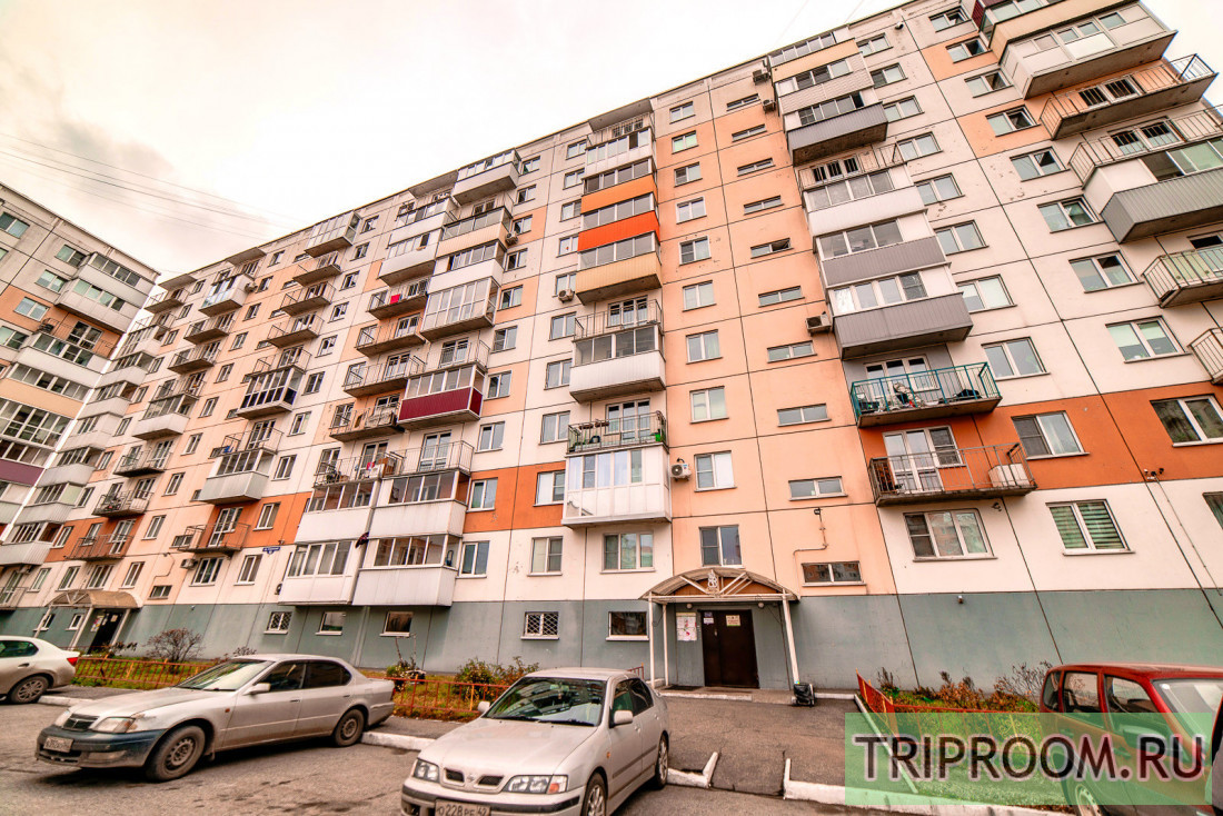 1-комнатная квартира посуточно (вариант № 67046), ул. пр-т. Строителей, фото № 25