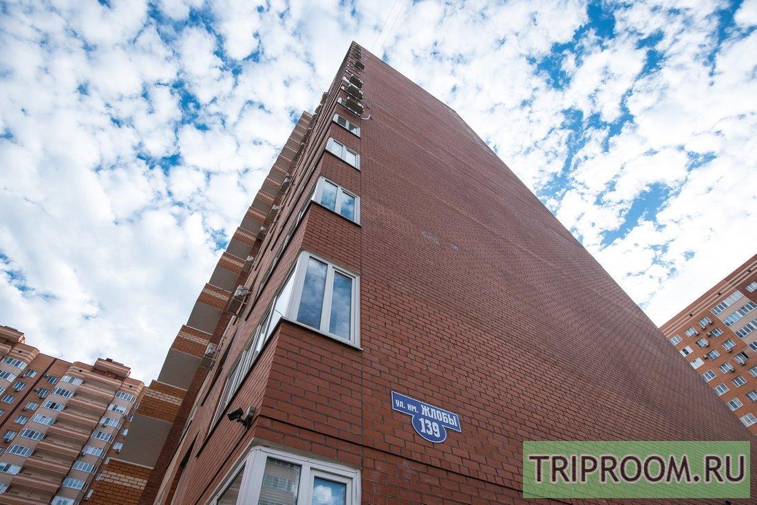 1-комнатная квартира посуточно (вариант № 59087), ул. Жлобы улица, фото № 18