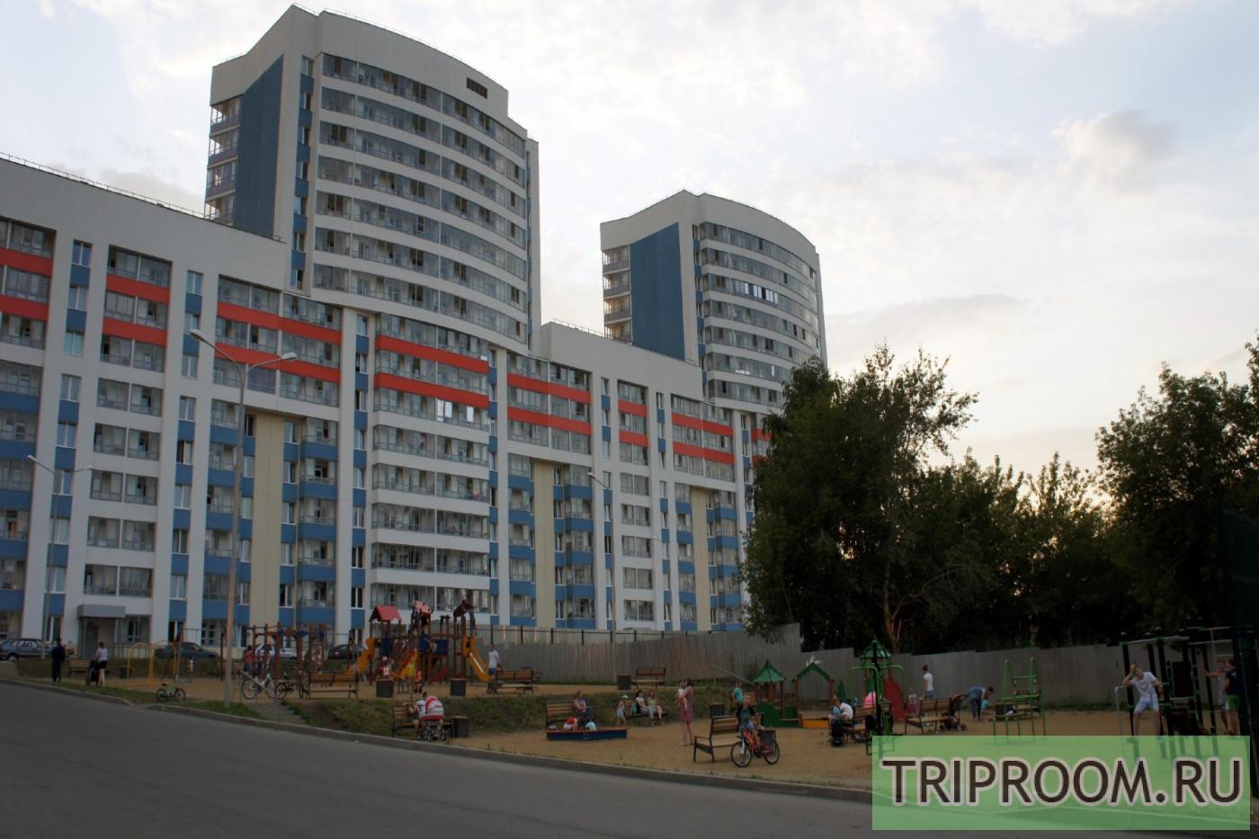 1-комнатная квартира посуточно (вариант № 23100), ул. Московская улица, фото № 17