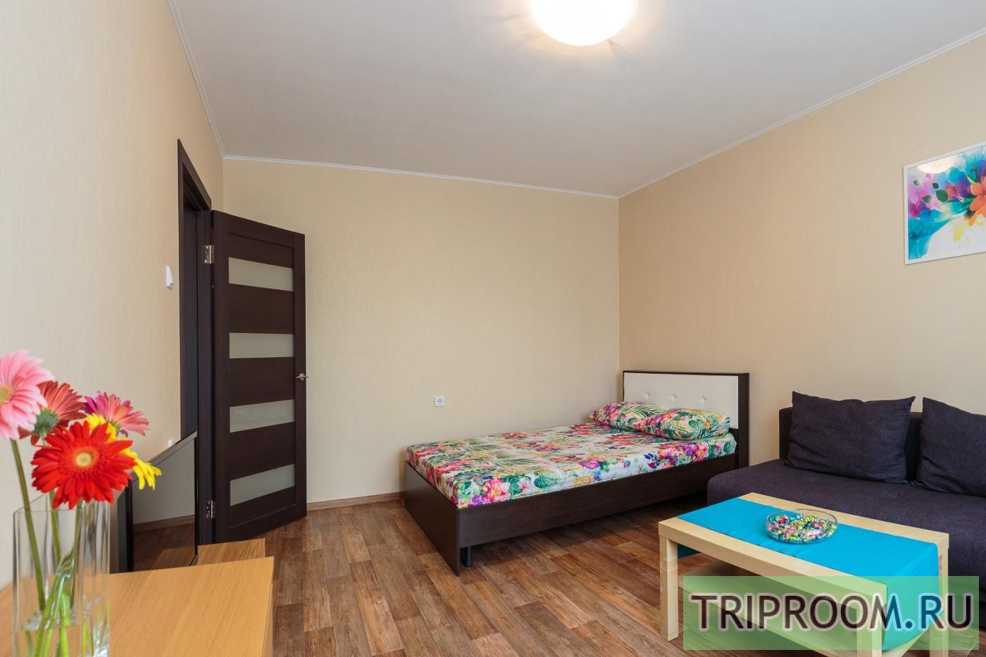 1-комнатная квартира посуточно (вариант № 16235), ул. Анатолия Мехренцева улица, фото № 3
