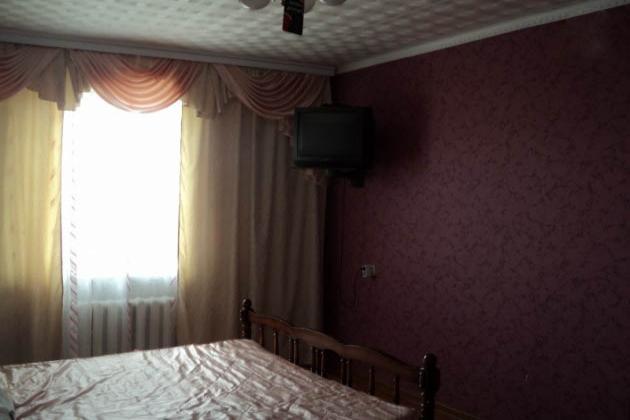 3-комнатная квартира посуточно (вариант № 501), ул. А квартал, фото № 3
