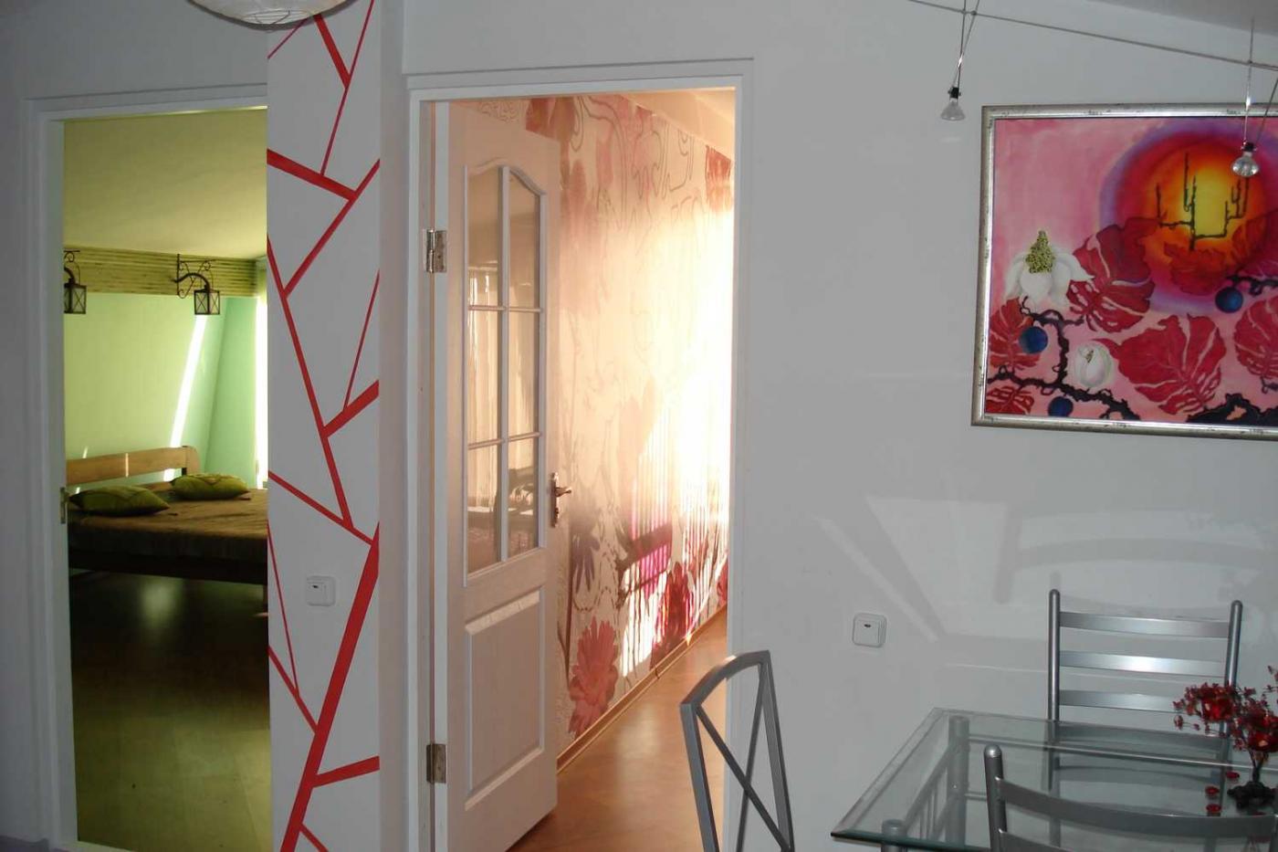 2-комнатная квартира посуточно (вариант № 858), ул. Кастрополь, ул. Кипарисная улица, фото № 14