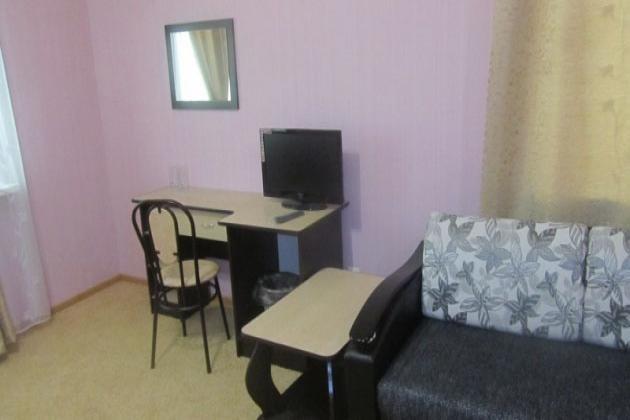2-комнатная квартира посуточно (вариант № 3955), ул. Ленинского Комсомола проспект, фото № 4