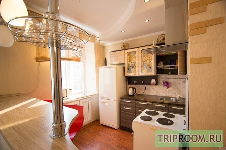 1-комнатная квартира посуточно (вариант № 50503), ул. Ленина улица, фото № 3
