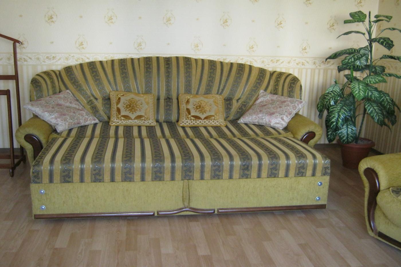 3-комнатная квартира посуточно (вариант № 1546), ул. Героев Сталинграда проспект, фото № 5