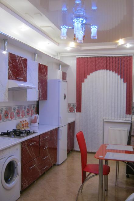 1-комнатная квартира посуточно (вариант № 1547), ул. Пожарова улица, фото № 10