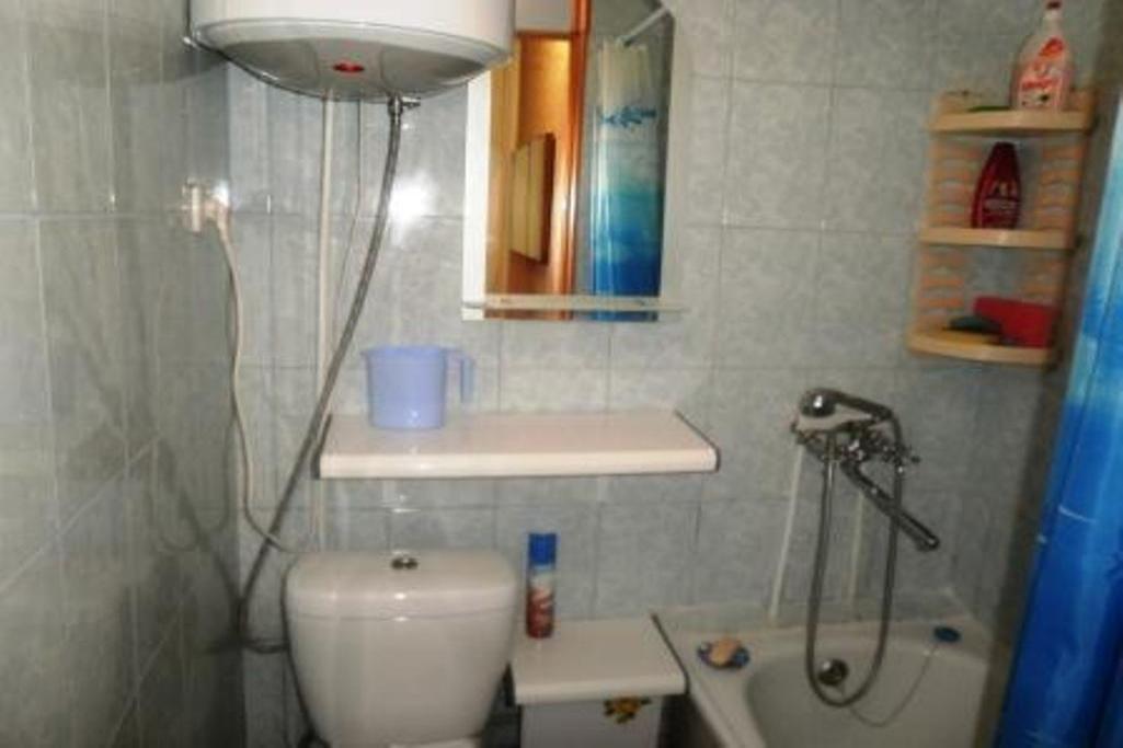 1-комнатная квартира посуточно (вариант № 2393), ул. Героев-Подводников улица, фото № 2