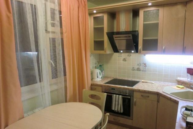 1-комнатная квартира посуточно (вариант № 1889), ул. Невская улица, фото № 2
