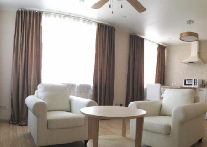 1-комнатная квартира посуточно (вариант № 64), ул. Мавлютова улица, фото № 2