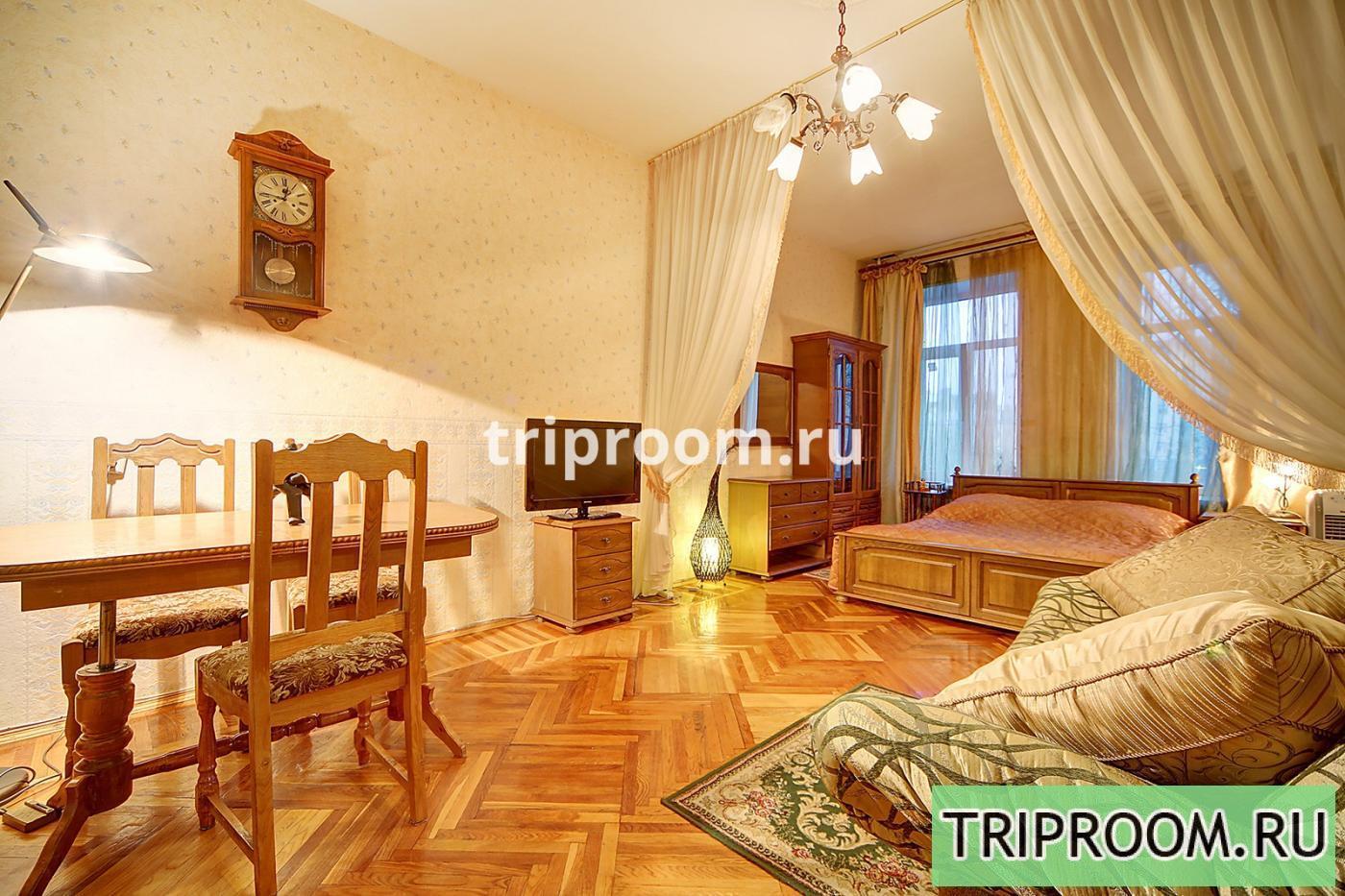 1-комнатная квартира посуточно (вариант № 15445), ул. Лиговский проспект, фото № 1