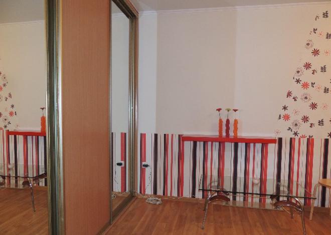 1-комнатная квартира посуточно (вариант № 156), ул. Сибирская улица, фото № 4