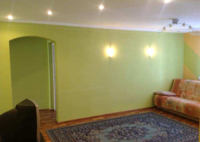 3-комнатная квартира посуточно (вариант № 203), ул. Гайдара улица, фото № 2