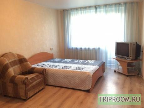 1-комнатная квартира посуточно (вариант № 35943), ул. Уфимцева улица, фото № 1