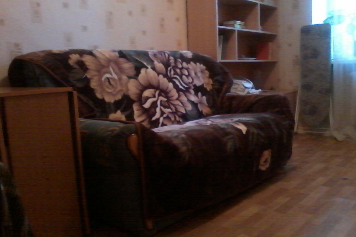 2-комнатная квартира посуточно (вариант № 1642), ул. Красноармейская улица, фото № 10