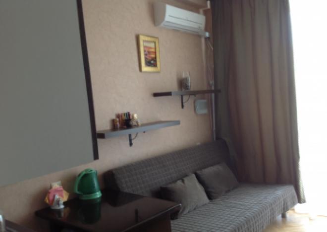 1-комнатная квартира посуточно (вариант № 34), ул. Курортный проспект, фото № 4