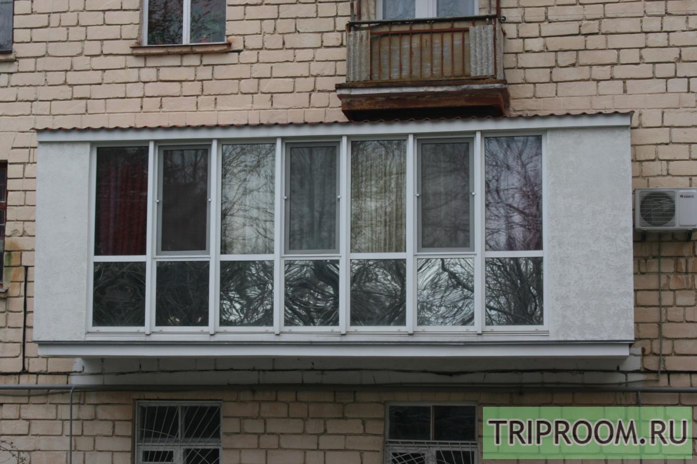 1-комнатная квартира посуточно (вариант № 1326), ул. Советская улица, фото № 12