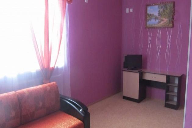 2-комнатная квартира посуточно (вариант № 3955), ул. Ленинского Комсомола проспект, фото № 2