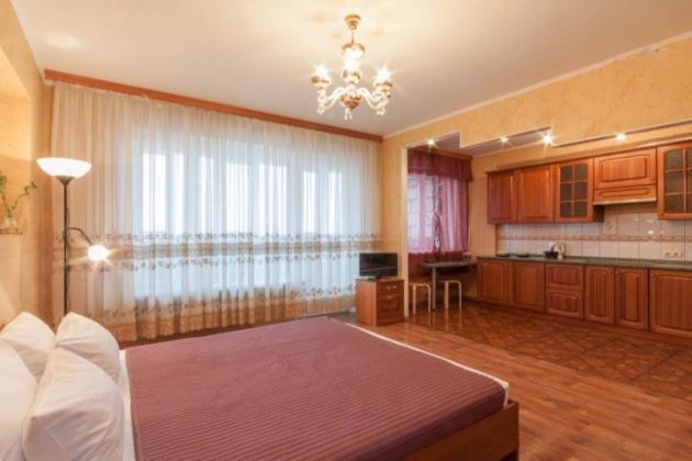 1-комнатная квартира посуточно (вариант № 2088), ул. Кирова улица, фото № 3