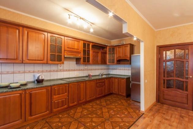 1-комнатная квартира посуточно (вариант № 2088), ул. Кирова улица, фото № 4
