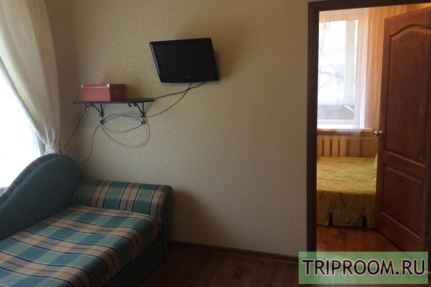 2-комнатная квартира посуточно (вариант № 23910), ул. М. Нагибина проспект, фото № 1