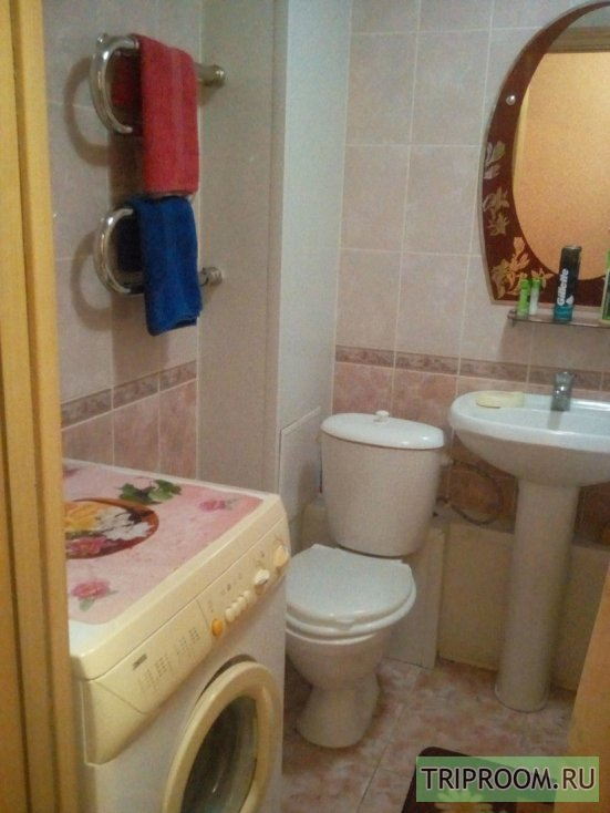 1-комнатная квартира посуточно (вариант № 39358), ул. Иркутский тракт, фото № 10