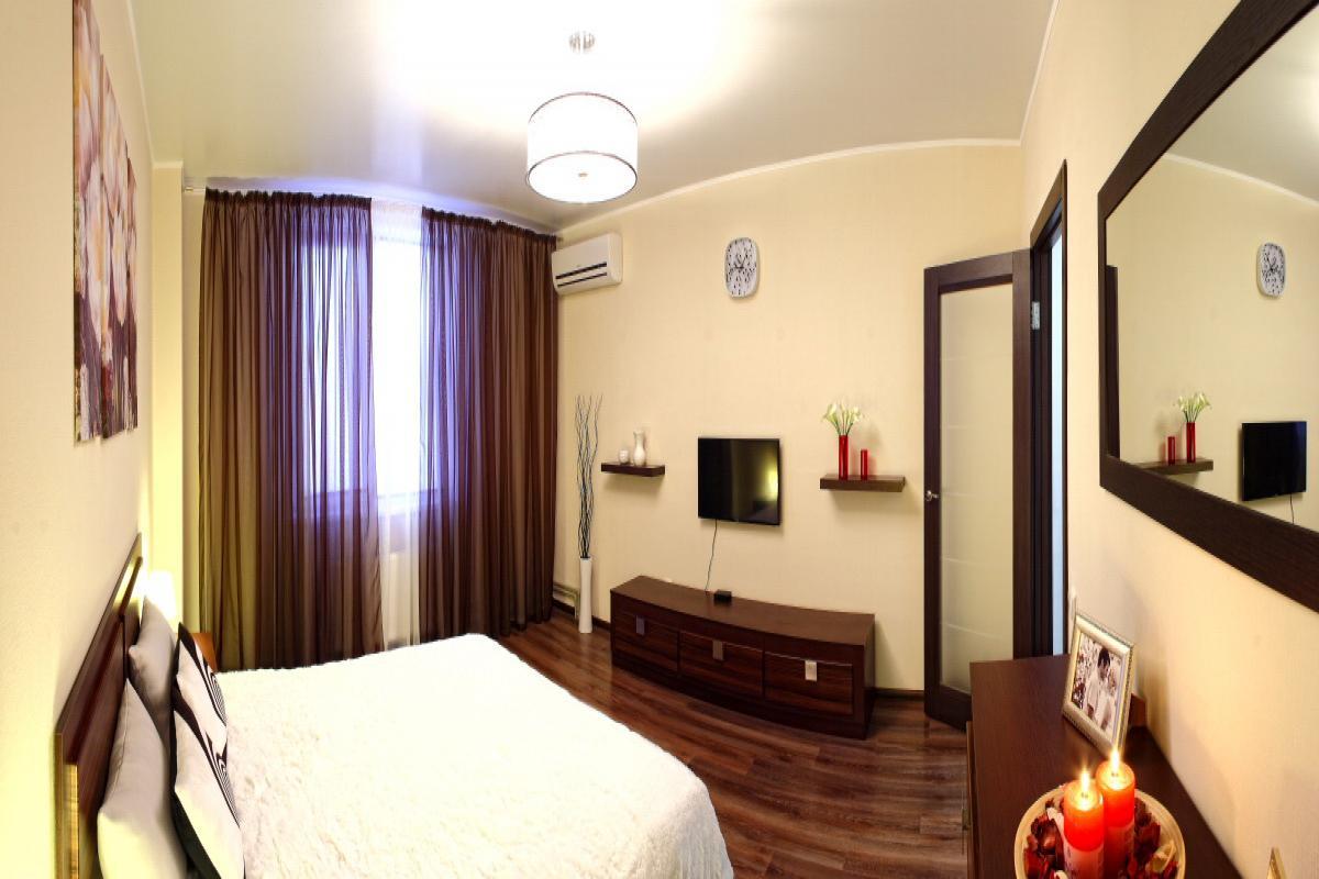 2-комнатная квартира посуточно (вариант № 1810), ул. Античный проспект, фото № 3