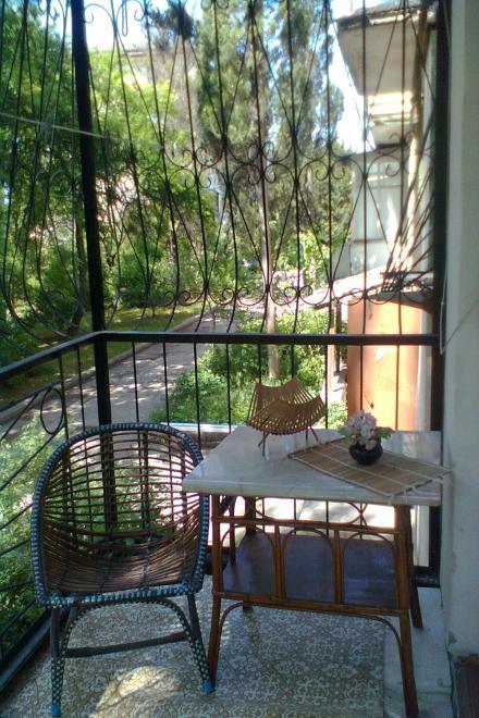 2-комнатная квартира посуточно (вариант № 2427), ул. Ефремова улица, фото № 11