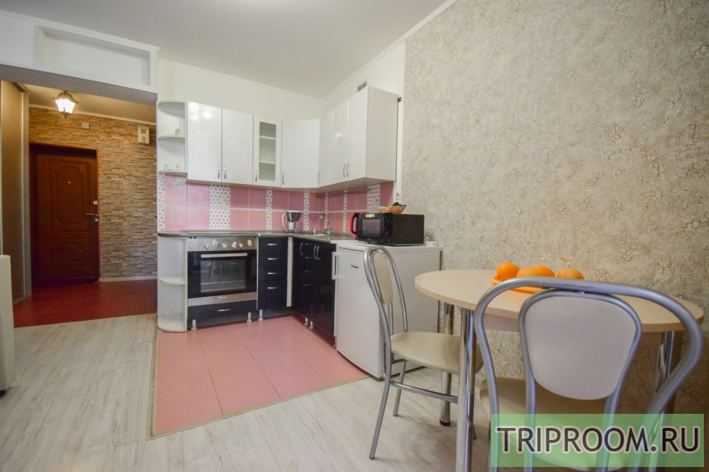 1-комнатная квартира посуточно (вариант № 36547), ул. Тихий переулок, фото № 13