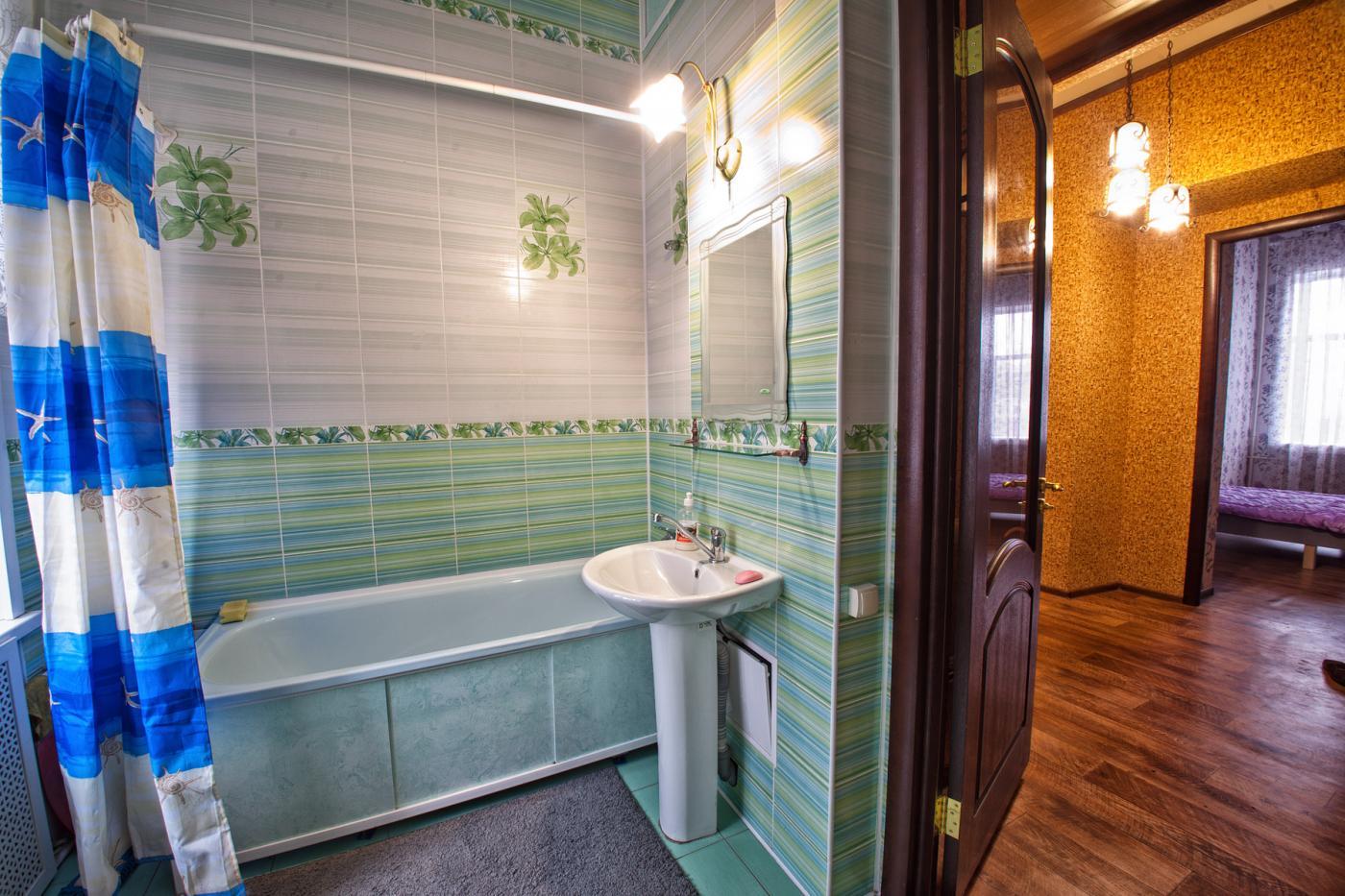 3-комнатная квартира посуточно (вариант № 1194), ул. Дзержинского улица, фото № 5