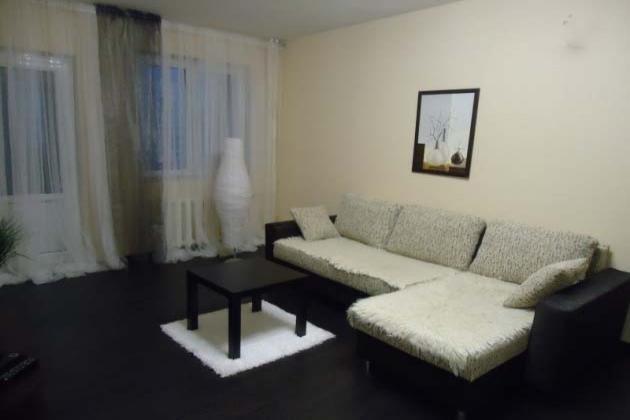 1-комнатная квартира посуточно (вариант № 2572), ул. Фатыха Амирхана улица, фото № 5