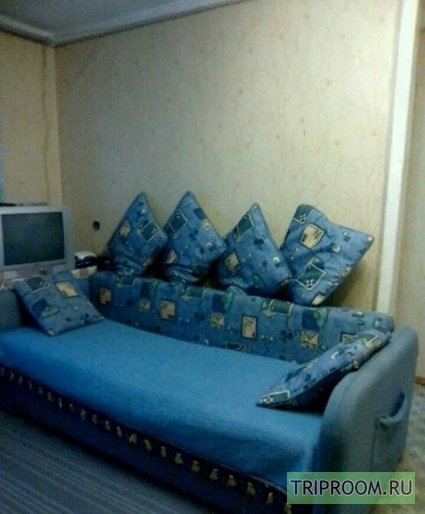 1-комнатная квартира посуточно (вариант № 47345), ул. Нагибина улица, фото № 1