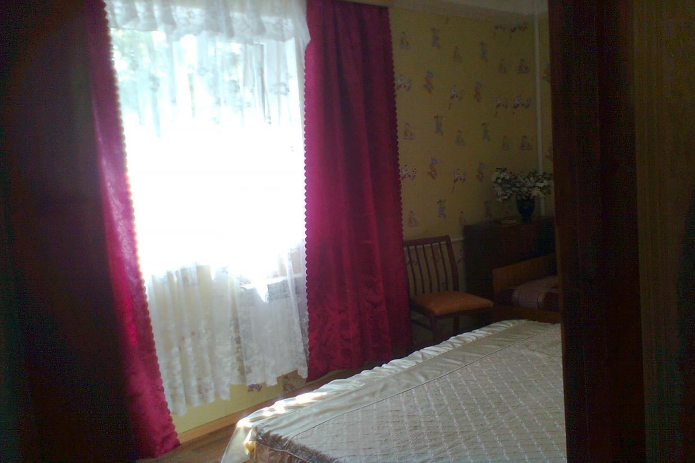 2-комнатная квартира посуточно (вариант № 2427), ул. Ефремова улица, фото № 10