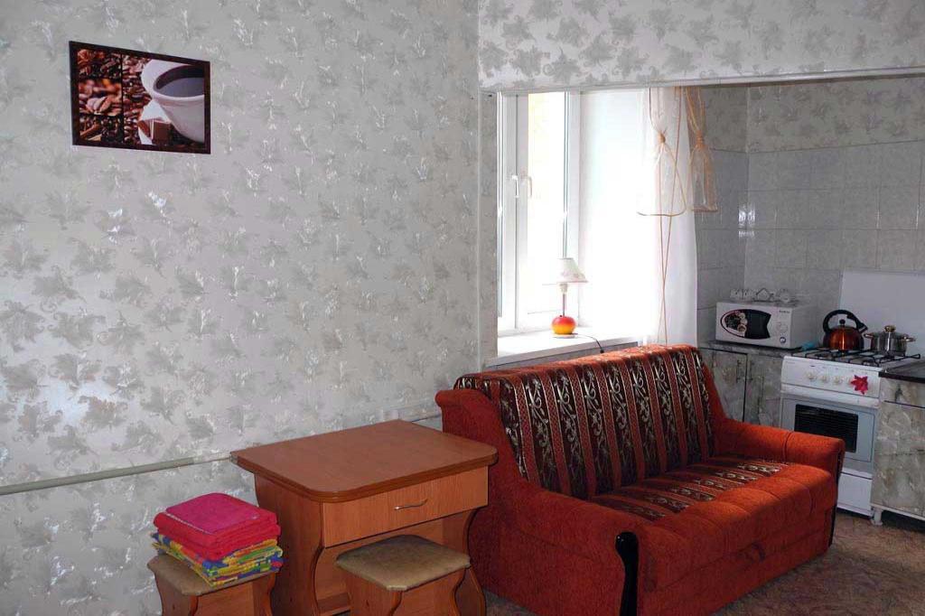 1-комнатная квартира посуточно (вариант № 3869), ул. Дзержинского улица, фото № 4
