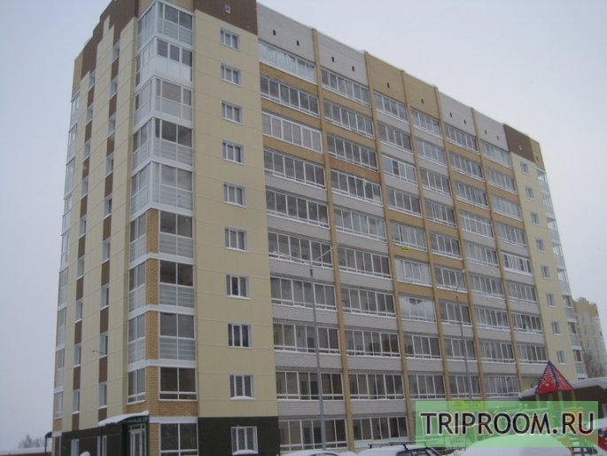 1-комнатная квартира посуточно (вариант № 50012), ул. Морозова улица, фото № 5
