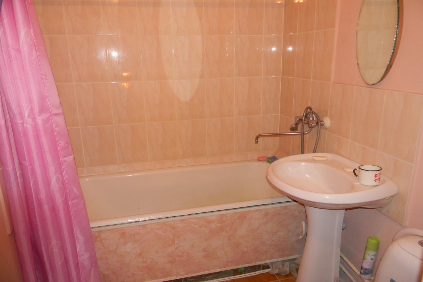 1-комнатная квартира посуточно (вариант № 2317), ул. Комсомольский проспект, фото № 4