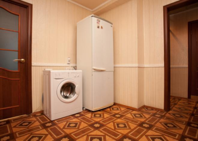 3-комнатная квартира посуточно (вариант № 212), ул. Российская улица, фото № 3