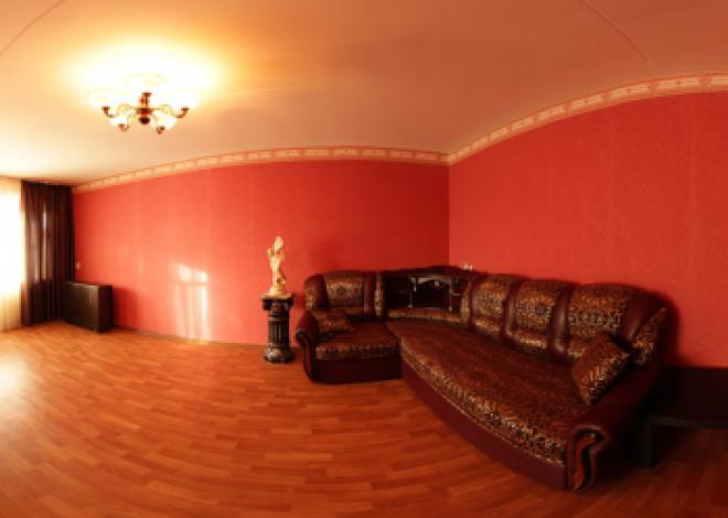 2-комнатная квартира посуточно (вариант № 69), ул. С. Садыковой улица, фото № 3