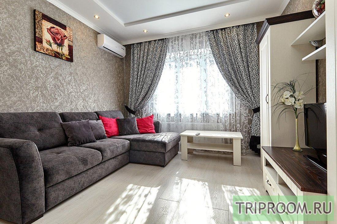 1-комнатная квартира посуточно (вариант № 55743), ул. Кореновская улица, фото № 1