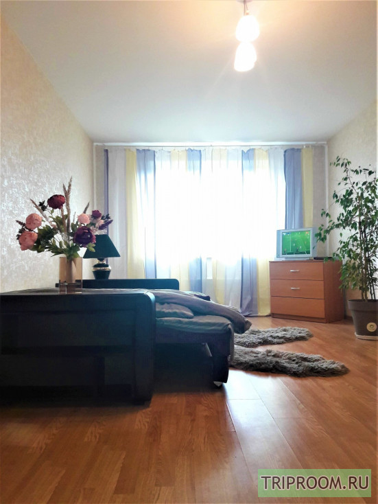 1-комнатная квартира посуточно (вариант № 66282), ул. циалковского, фото № 1