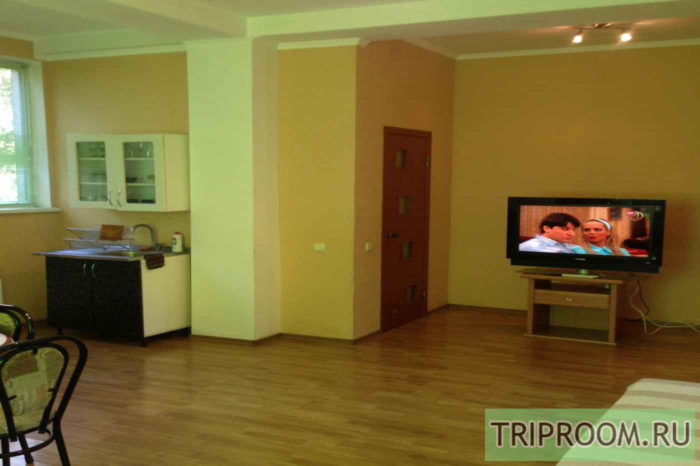 1-комнатная квартира посуточно (вариант № 23289), ул. Кирова улица, фото № 6