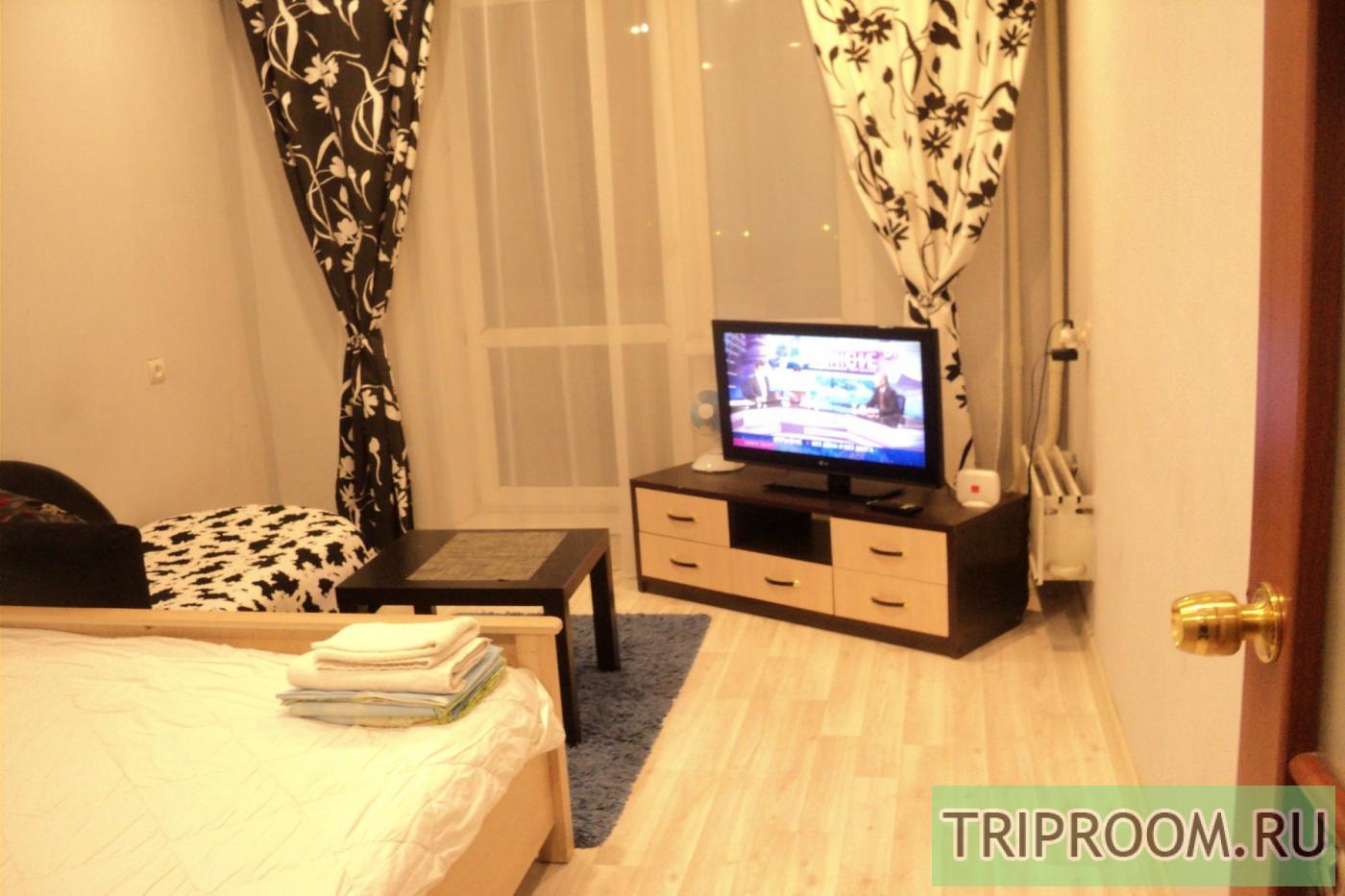 1-комнатная квартира посуточно (вариант № 5800), ул. Молокова улица, фото № 1