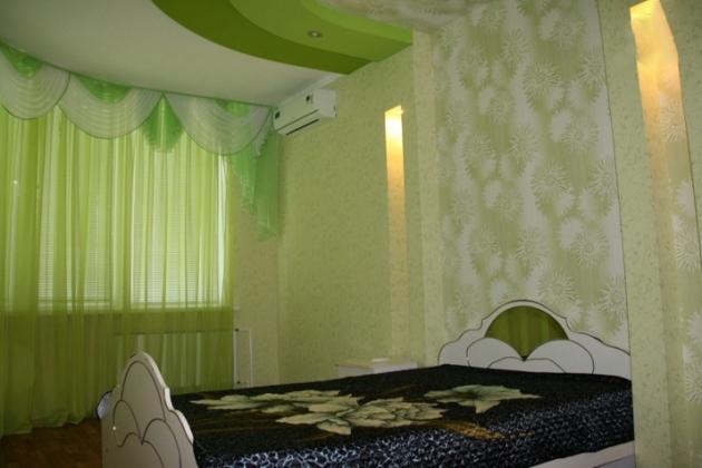 1-комнатная квартира посуточно (вариант № 3508), ул. Пушкина улица, фото № 2