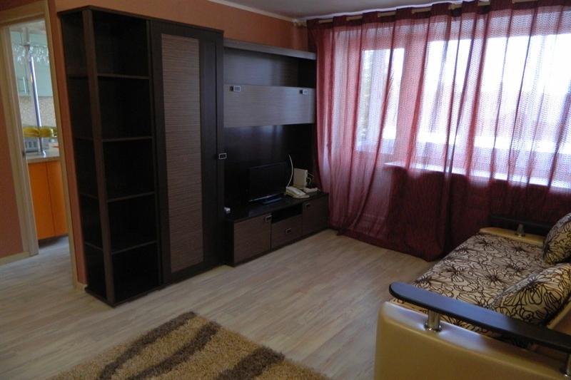1-комнатная квартира посуточно (вариант № 2098), ул. Кольцовская улица, фото № 2