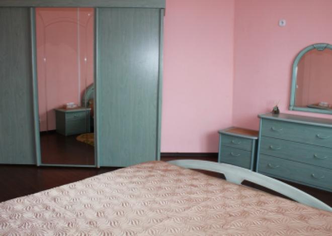 2-комнатная квартира посуточно (вариант № 200), ул. Истомина улица, фото № 4